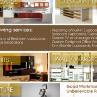 Modern Kitchen and Wall Units at affordable prices